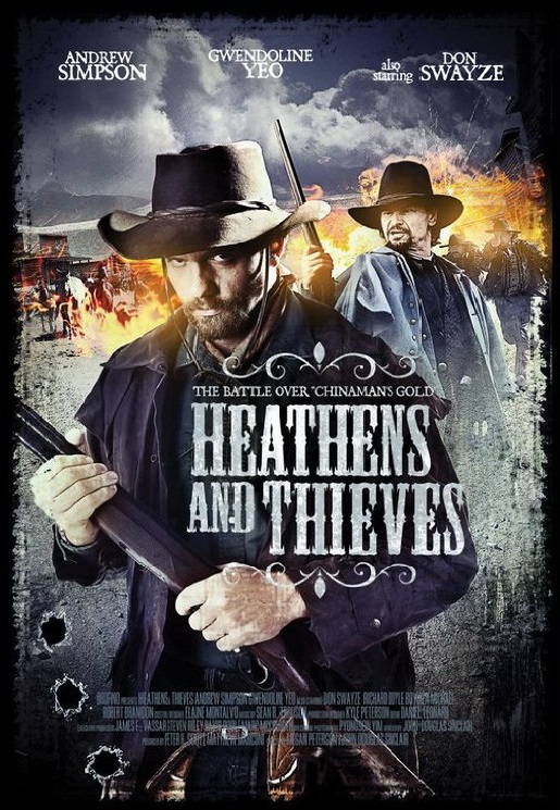 ������: ������� � ���� / Heathens and Thieves (2012) HDRip