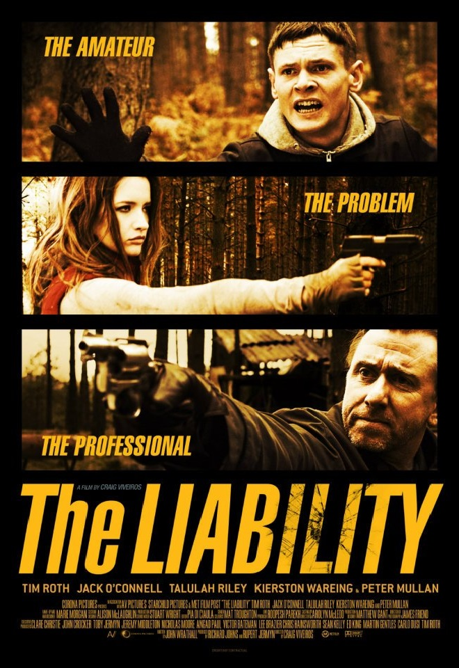 ������: ������� / The Liability (2012) HDRip