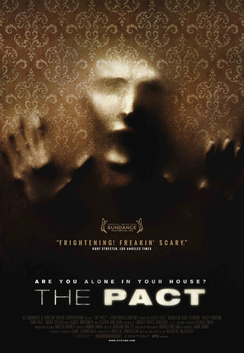 ������: ���� / The Pact (2012) HDRip